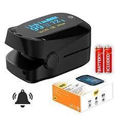 Smart Saver Pulse <b>Digital</b> Premium <b>Fingertip Oximeter</b> Blood ...