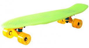 <b>Y</b>-<b>Scoo Скейтборд Big Fishskateboard</b> Glow 27 - Акушерство.Ru