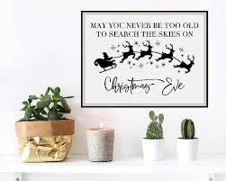 <b>Christmas Santa</b>, <b>Christmas Print</b>, <b>Christmas</b> Wall Art, <b>Christmas</b> ...