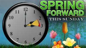 Image result for turn the clocks ahead 2017