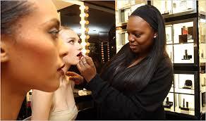 a celebrity makeup artist dusts her glitter on the mes the middot celebrity makeup artist nyc