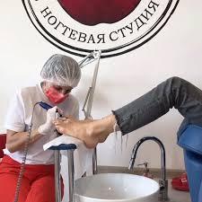 Прайс педикюр МАСТЕР Педикюр +... - Большое Красное Яблоко
