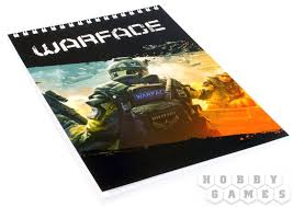 WarFace. <b>Блокнот для записей</b> | Купить настольную игру в ...