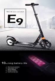 <b>NEW FOLDING ELECTRIC SCOOTER</b> 8 INCH 500 WATT 622ES ...