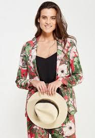 Женские пиджаки и жакеты с цветами купить в интернет ...
