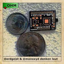 [ohm] – monoxyd