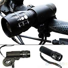240 Lumen <b>Q5 Cycling Bike Bicycle</b> LED Front Head <b>Light</b> Torch ...