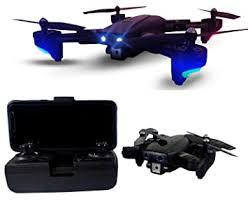 Chawla Agency Pioneer Foldable Drone with <b>Dual Camera HD</b> ...
