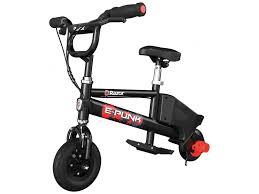 <b>Электровелосипед Razor</b> Black - ElfaBrest