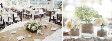 Decorating With Burlap Decorations Decorating Interesting Burlap Table Runner For Home