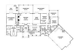 Spacious Ranch With Bonus Second Floor  amp  In law Suite HWBDO    Spacious Ranch With Bonus Second Floor  amp  In law Suite HWBDO Craftsman from BuilderHousePlans com