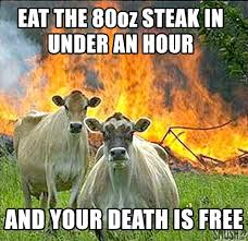 Best of the 'Evil Cows' Meme! | SMOSH via Relatably.com