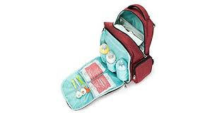 Waterproof Baby Care Diaper <b>Bag</b> Multifunction <b>Mummy Maternity</b> ...