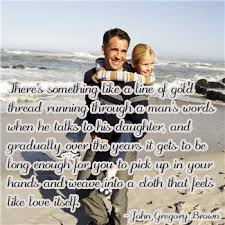 Happy Father's Day Quotes From Daughter | SayingImages.com via Relatably.com
