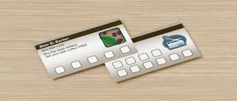 <b>Custom</b> Loyalty Cards, <b>Punch</b> Cards for Businesses | Vistaprint