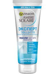 "Освежающий крем после загара <b>Ambre Solaire</b> ""<b>Эксперт</b> Защита ..."