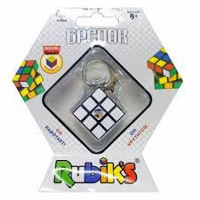 Головоломка <b>Брелок</b> Кубик Рубика 3х3 (<b>Rubiks</b>) купить в Ростове ...