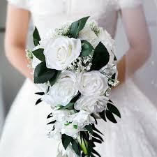 Свадебный Свадебный <b>Букет</b> ручной работы Искусственные ...