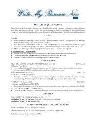 best resume template for nursing cna  seangarrette cobest