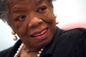maya angelou  inaugural poet and celebrated author  dies    maya angelou  inaugural poet and celebrated author of     i know why the caged bird sings      dies