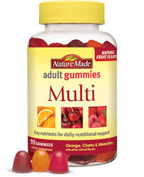 Don't Rely on a <b>Gummy Multivitamin</b> If You Can Swallow a Tablet ...