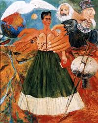 frida kahlo more than three women artists marxism will give health to the sick