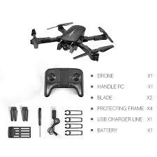 <b>R8</b> Dual Camera Drone Folding <b>Professional Hd 4K</b> Aerial Four Axis ...