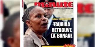 """Résultat de recherche d'images pour """"christiane taubire images y a bon banania"""""""