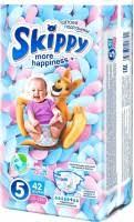 <b>Skippy More</b> Happiness Plus 5 / 42 pcs – купить <b>подгузники</b> ...