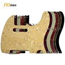 <b>Pleroo Guitar accessories Pickguards</b> For American Standard 8 ...