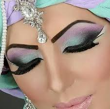 step by step arabic party wear bridal eye plete face makeup tutorial with pictures
