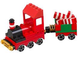 Купить <b>конструктор</b> Lego 40034 Рождественский Поезд ...