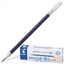 <b>Стержень</b> гелевый гелевая <b>Pilot</b> синий 0.3 мм — купить по ...