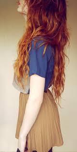 Resultado de imagen de cabello largo tumblr
