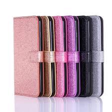 <b>Flip Stand</b> Wallet <b>Leather</b> Case Bling <b>Luxury</b> Holder Cover Cases ...