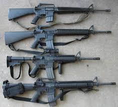 M16 (винтовка) — Википедия