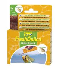 <b>Tetra FreshDelica Daphnia</b>, 16 шт - натуральный <b>корм</b> в виде ...