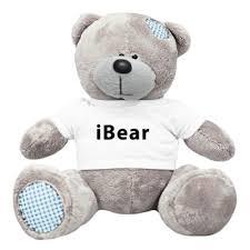 Плюшевый <b>мишка</b> Тедди iBear купить на Printdirect.ru   89687-31