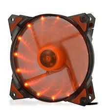 Купить <b>вентилятор 120x120 Crown</b> (CMCF-12025S-1223) Orange ...