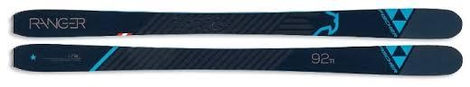 <b>Горные лыжи Fischer Ranger</b> 92 Ti (19/20) — купить по выгодной ...