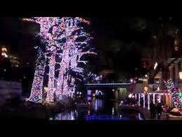 Christmas on the San Antonio River Walk - YouTube