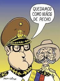 Resultado de imagen para Caricatura Consejo electoral venezolano