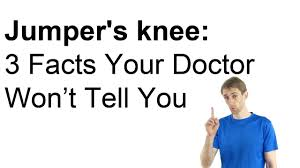 jumper s knee treatment facts your doctor won t tell you jumper s knee treatment 3 facts your doctor won t tell you