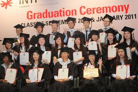 news events 2011 aug 1 inti international university the vast majority of inti university of hertfordshire graduates already have jobs more than 300 other degree and diploma level students graduated in fields