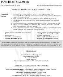 telemetry nurse resume sample telemetry nurse resume