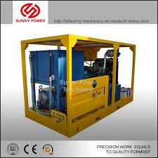 <b>China 132kw</b> Oil Land Use Triplex Plunger Pump with Deutz Engine ...
