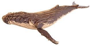 <b>Сборная модель PandaPuzzle</b> Горбатый кит — купить по ...