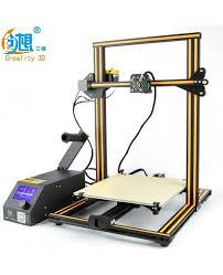 Creality CR-10 <b>Semi DIY 3D Printer Kit</b> - <b>3D Printers</b> Bay
