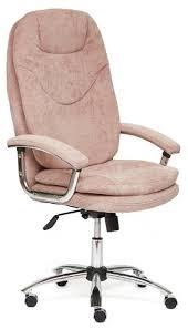 Компьютерное <b>кресло TetChair Softy Lux</b> для руководителя — 5 ...