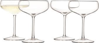 <b>Набор бокалов</b> Для шампанского <b>LSA</b> International, 215 мл, 4 шт ...